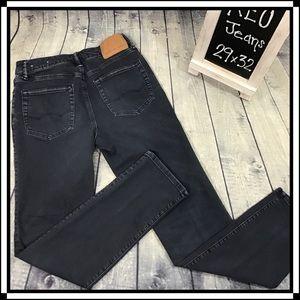 AOE | Ne(x)t Level Slim Straight Jean | 29X32
